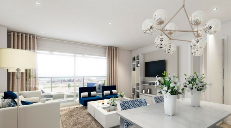 Five Bedroom Penthouse, Block A 16b, Diagonal Port