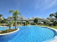4 Bedroom Duplex Penthouse For Sale Situated In Los Granados Golf, Nueva Andalucia
